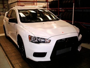 Second batch of EvoX RS models heading for MML Sports