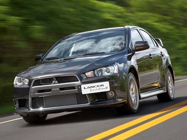 MML Sports develops special edition Lancer for Mitsubishi Brazil
