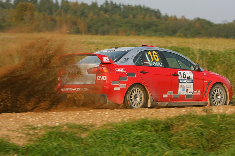 Excellent performance by MML Sports drivers in Latvian finale