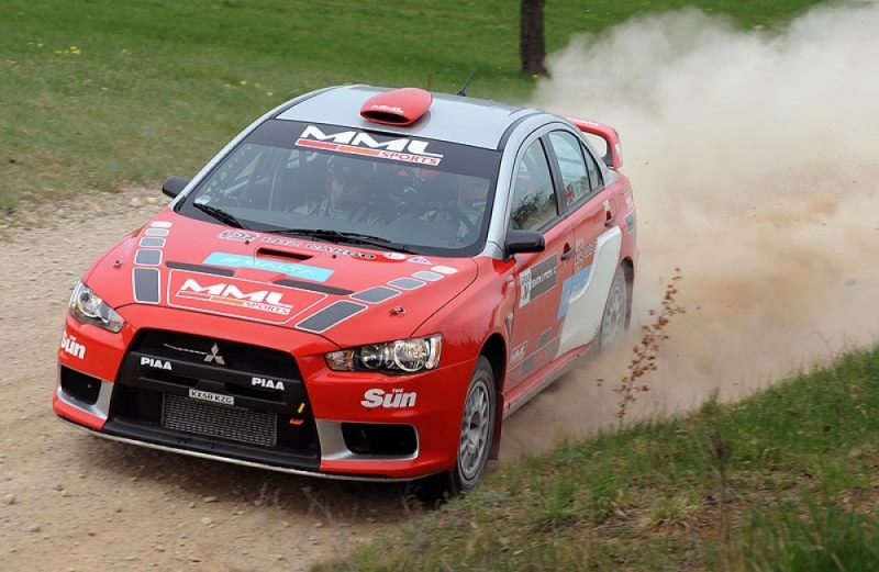 MML Sports prepares for EvoX debut on Rally Talsi