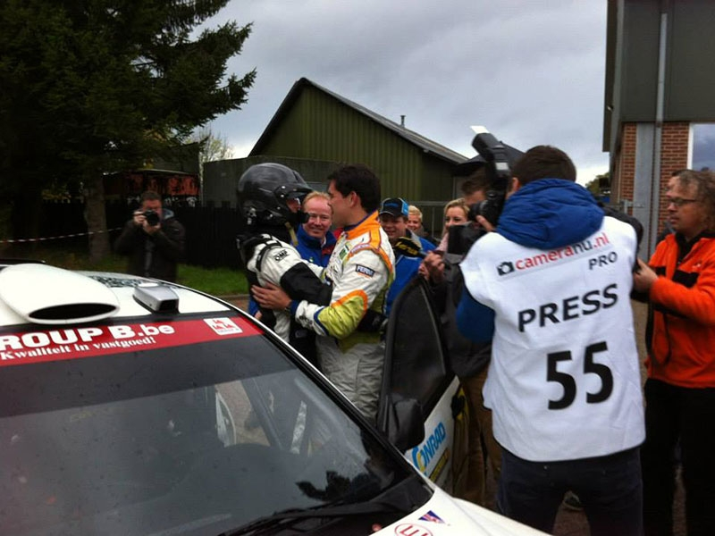 Bob de Jong wins Dutch Rally Championship with MML Sports
