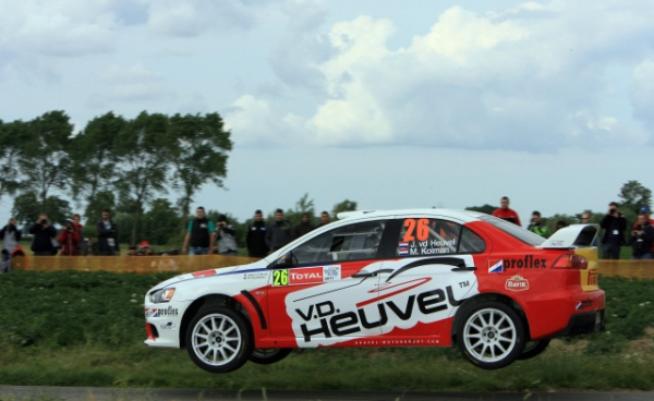 Busy times ahead for MML Sports following encouraging Ypres Rally