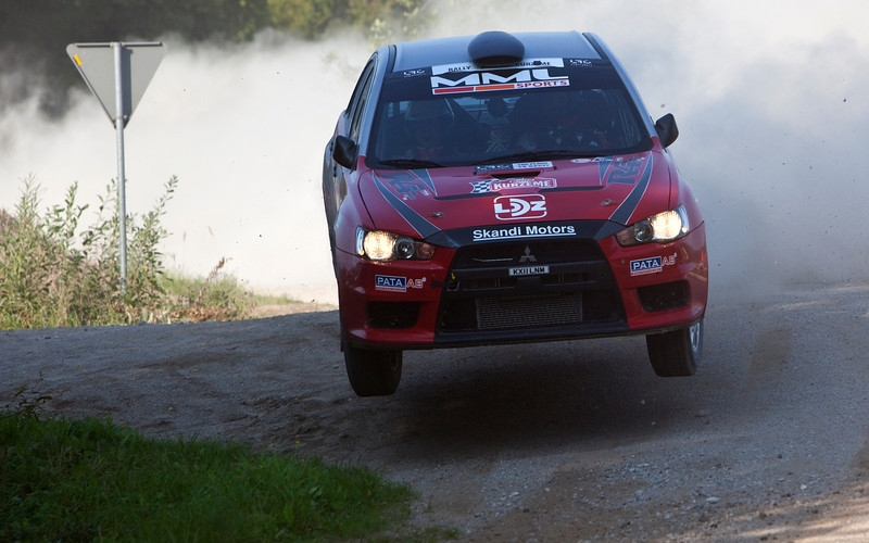 MML Sports Lancer R4 shows excellent pace in Latvia