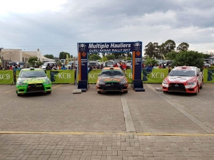 MML Sports R4 cars score impressive 1-2-3 in Kenya while WRC car claims podium place in France