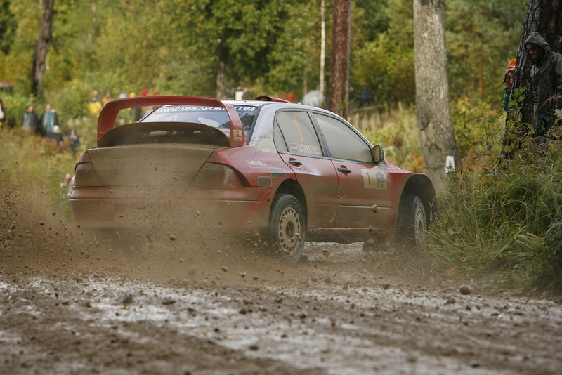 Frustrating weekend for MML Sports drivers on Rally Latvia