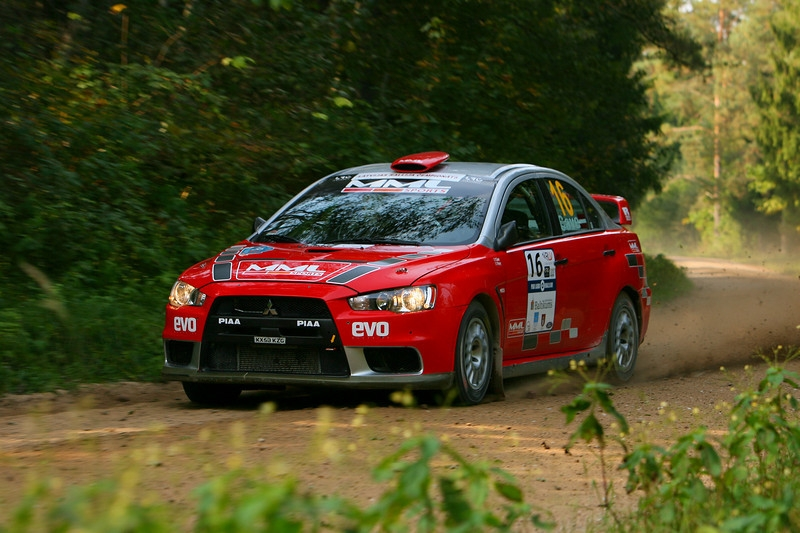 Busy rally season finale for MML Sports in Latvia