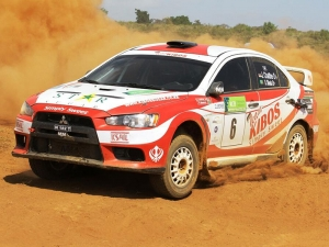 Two-car assault on Safari Rally for MML Sports