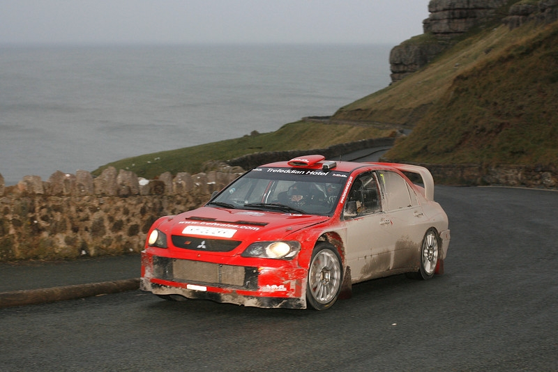 Second overall for MML Sports' return to British stages