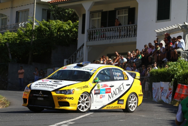 Freitas takes sixth in Madeira in MML Sports GpN EvoX