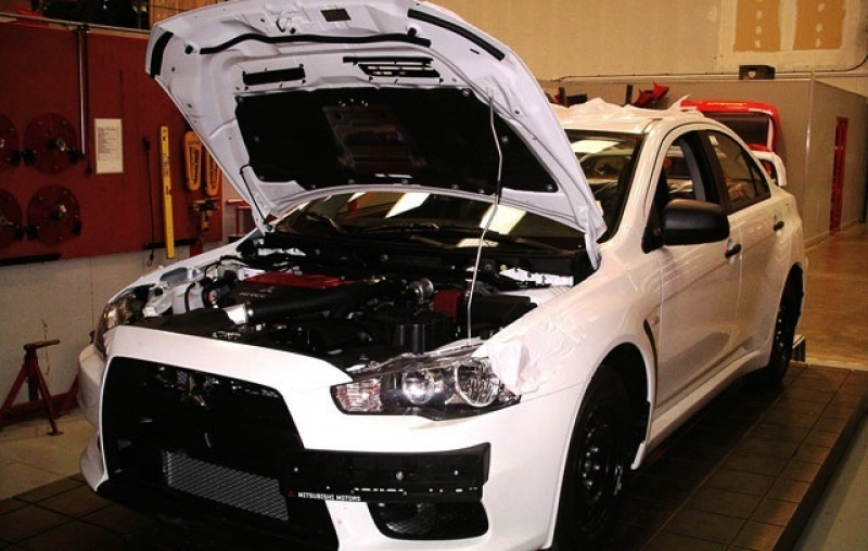 New Mitsubishi Lancer EvolutionX RSs available from MML Sports