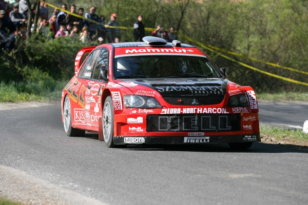 Spitzmuller takes another rally win with MML Sports