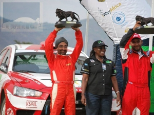 Stunning performance for MML Sports car in Kenya
