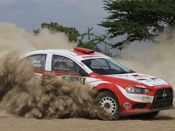 Victory and domination for MML Sports cars on Safari Rally