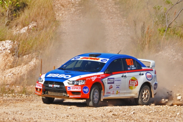 MML Sports powers Gustavo Saba to second FIA CODASUR South American Rally Championship title