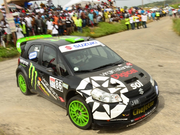 Armstrong wins King of the Hill in MML Sports-prepared Suzuki SX4 WRC